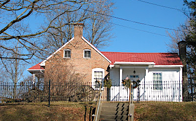 Trabue Russell House Columbia Adair County