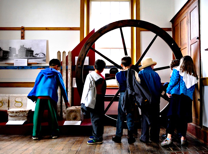 South Union Shaker Village School Children Tour